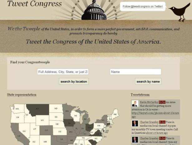 tweetcongress