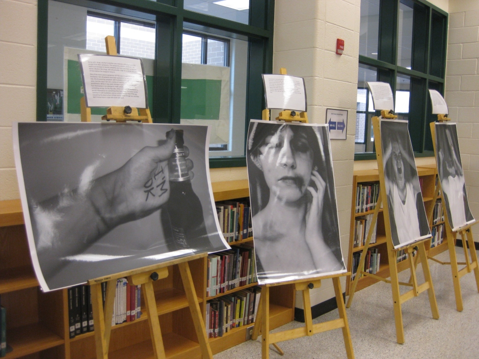 Research Inspired Art