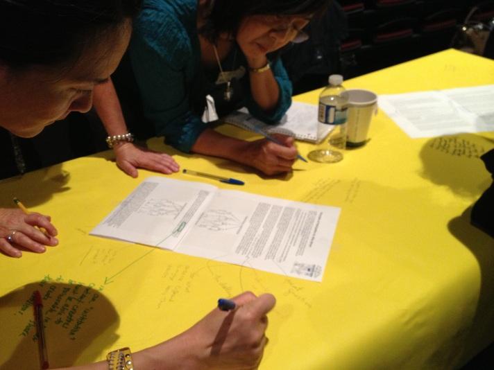 Teacher Librarians Engaging in Inquiry Through Written Conversations Around Texts