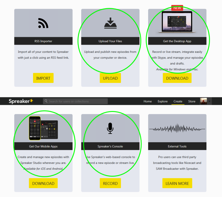 spreaker_options