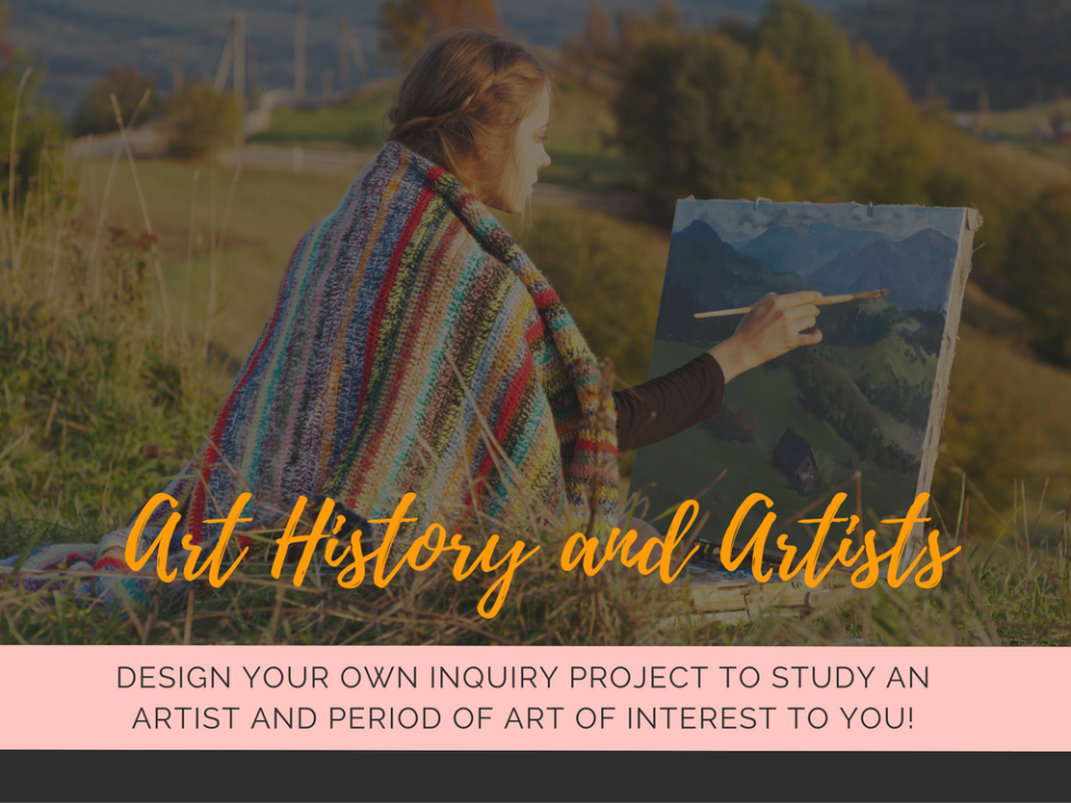 Art History and Artists-1