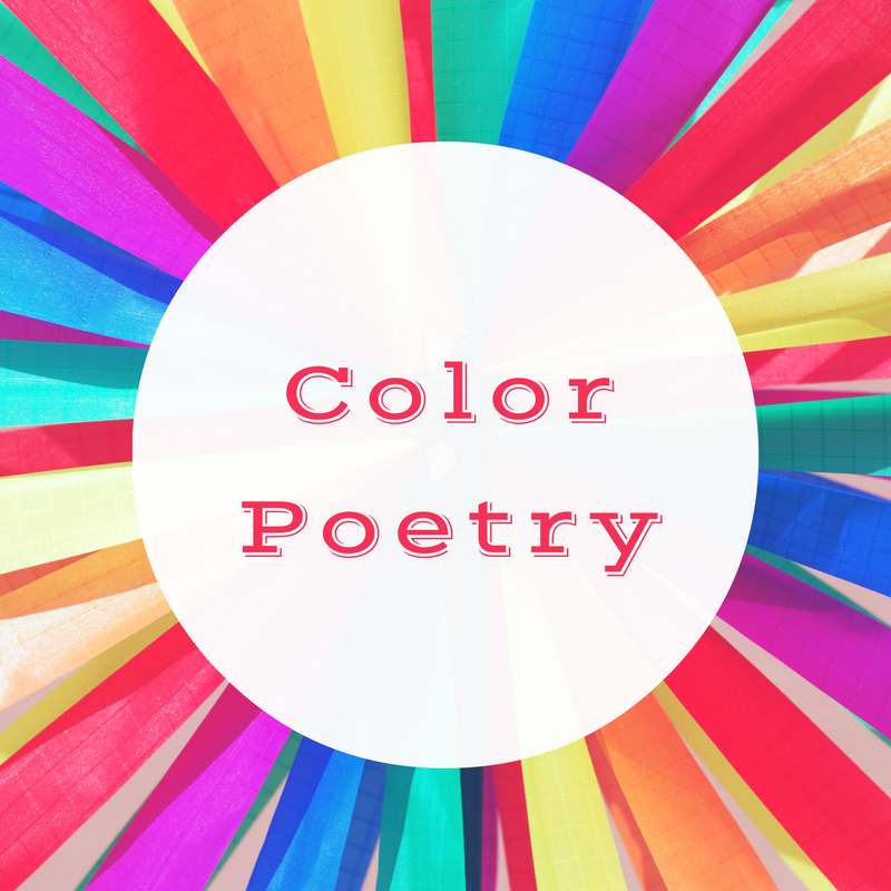 Creative Writing with Color Poems
