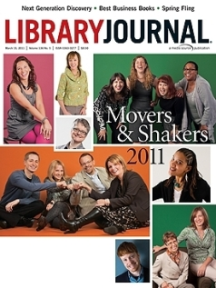 LJ Movers and Shakers 2011 Cover